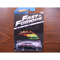 Hot Wheels Fast & Furious 1970 Dodge Charger R/t