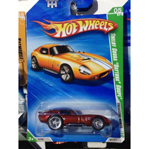 Hot Wheels Treasure Hunt Shelby Cobra Daytona Coupe