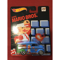 Hot Wheels Pop Culture Super Mario Bros 2015