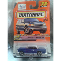 Matchbox - 55 Chevy Hardtop Bel Air De 1998 En Blister