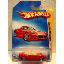 Hot Wheels Premiere Ferrari California No 038/42 2009