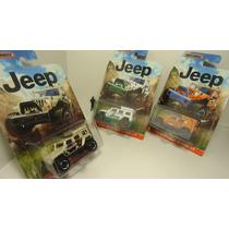 Matchbox Jeep Series Wrangler Superlift,trio ...