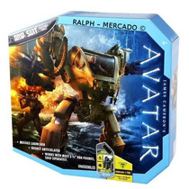 Avatar Amp Suit Robot Hasbro. No Gi Joe, Bandai, Revoltech