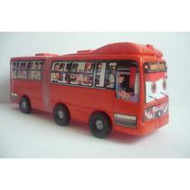 Autobus Metrobus D F - Camioncito De Juguete - Camion Escala