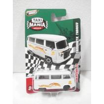 Taxi Mania Camioneta Tabasco Blanco 1:64