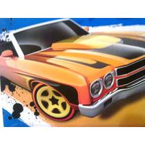 Cambio O Vendo Thunt Serie 2012 Chevelle Convertible 15/15