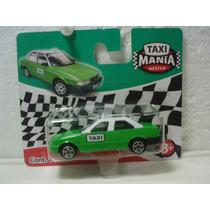 Taxi Mania Taxi Ecologico Df Tsuru Verde 1:64