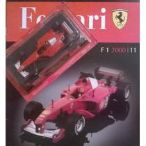Ferrari Collection Panini 11 F1 2000 Michael Schumacher