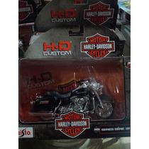 Harley Davidson 2002 Flstc Heritage Softail Classic Esc1:18