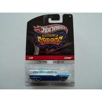 Hot Wheels Real Riders Garage 2009 Crate 8
