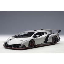 Lamborghini Veneno Auto A Escala De Colección