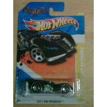 Hotwheels Batman Arkham Asylum Batmobile V2 2011 Hot Wheels