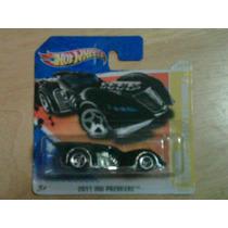Hotwheels Batman Arkham Asylum Batmobile V1 2011 Hot Wheels