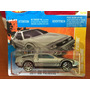 Hot Wheels Back To The Future Time Machine 18/50 Coleccion