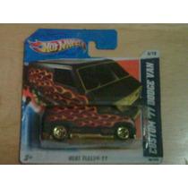 Hotwheels Custom ´77 Dodge Van Heat Fleet 2011 Hot Wheels