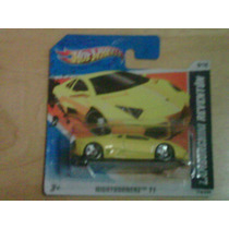 Hotwheels Lamborghini Reventón Nightburnerz 2011 Hot Wheels