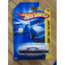Hotwheels 1964 Lincoln Continental 1st Ed 2007 Hot Wheels