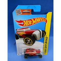 2013 Hot Wheels Rip Rod Rojo # 96 Hw Off-road