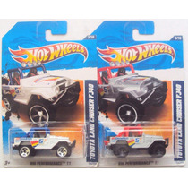 Hot Wheels 2011, H W Perfarmance, Toyota Land Cruiser Fj40