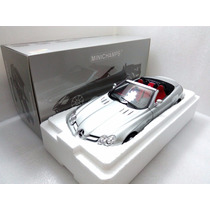 Mercedes-benz Slr Mclaren Roadster Minichamps Escala 1:18