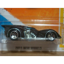 Hot Wheels 2011 Arkham Asylum Batmobile 24/244 Version Usa