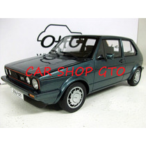 Volkswagen Golf Mk1 Pirelli Marca Otto Escala 1:18