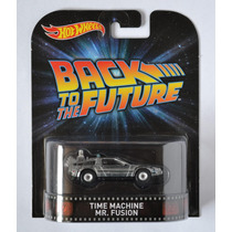 Delorean Regreso Al Futuro Time Machine Mr Fusion Retro E