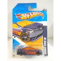Hot Wheels Honda Civic Si Azul 160/247 2012