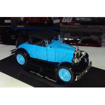 1:32 Chevrolet Roadster 1928 Azul New Ray Carcacha