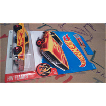 Hot Wheels Dodge Charger 1969 Hw Flames Amarillo Lyly Toys