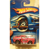 Hot Wheels De Coleccion 2006 Mustang 68
