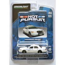 2008 Ford Crown Victoria Patrulla Cincinnati Hot Pursuit