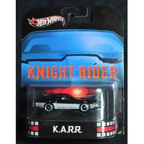 Karr Knight Rider Auto Increíble Classic Tv Series Retro 80s