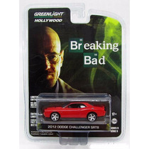 Greenlight Breaking Bad Dodge Challenger Srt8 2012