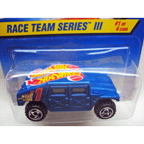 Hummer Humvee Militar (1997 Race Team Series 3) *