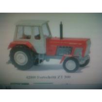 Tractor Fortschritt Zt 300, Esc 1:87 (h0), Marca Busch