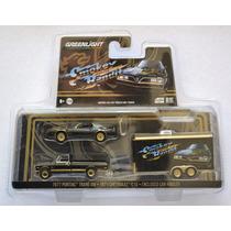 1977 Pontiac Trans Am & 1971 Chevrolet C10 Smokey & Bandit