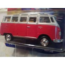 Maisto Adventures Wheels Volkswagen Van Samba