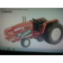 Tractor Para Carreras Tipo Usa. Valmet, Esc 1:32, Marca Joal
