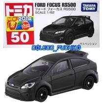 Tomica Carrito Ford Focus Rs500 Metalico Japones Takara