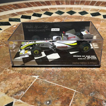 Minichamps Brawn Gp, Jenson Button 1:43 Formula 1