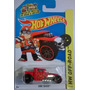 Hot Wheels - Bone Shaker - 2014 - Rojo