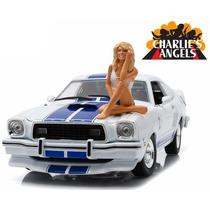 Greenlight Mustang Cobra 75 Angeles Charlie Farrah Fawcett