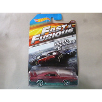 Hotwheels Dodge Charger Daytona Rapido Y Furioso 1/56 Autos