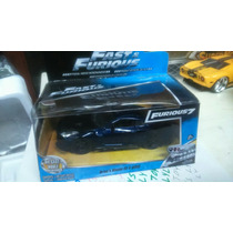 Carro Rapido Y Furioso Brian Nissan Skyline Jada Toys Super