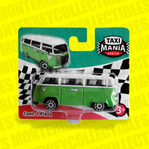 Taxi Mania Combi Df Pesera Tipo Hot Wheels