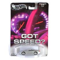 Mercedes Benz Sl55 Seríe Got Speed