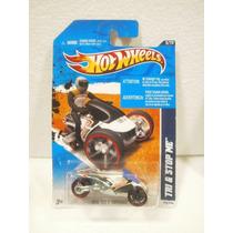 Hot Wheels Trimoto Tri & Stop Me Blanco 172/244 2011 Tl