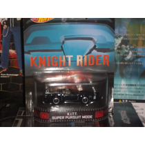 Knight Rider Kitt Auto Increible Hot Wheels