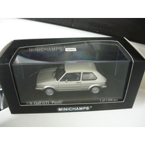 Vw Caribe (golf) Gti Pirelli Doble Faro Escala 1:43
